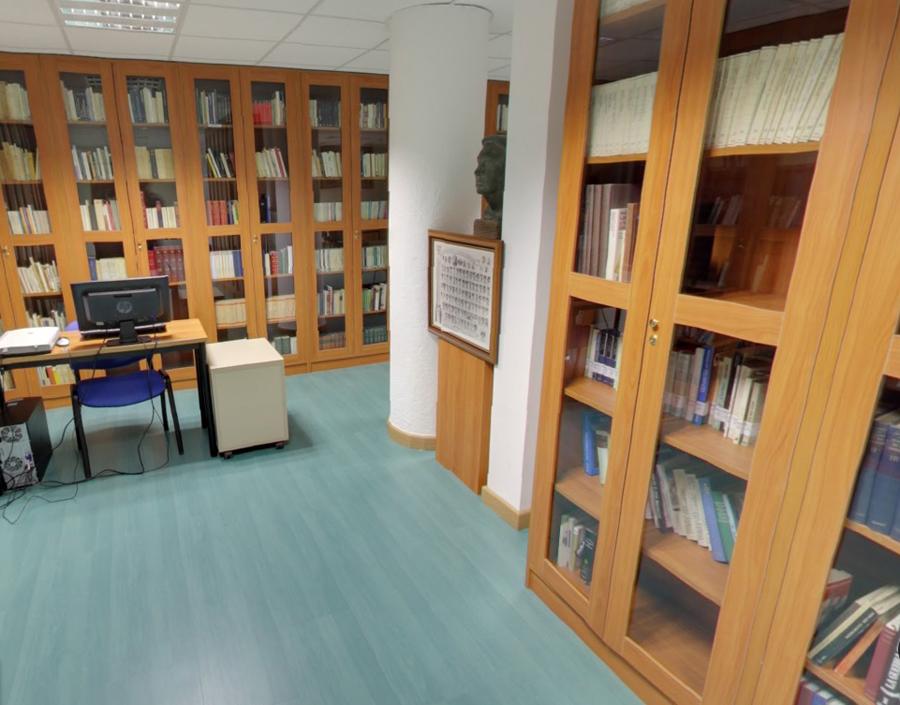 biblioteca jacintoherrero ucav