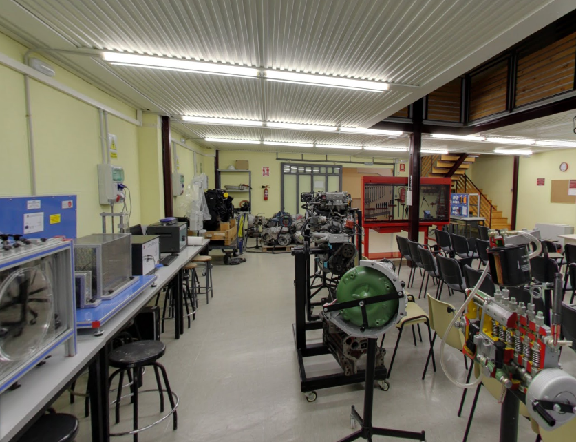 laboratorio motores