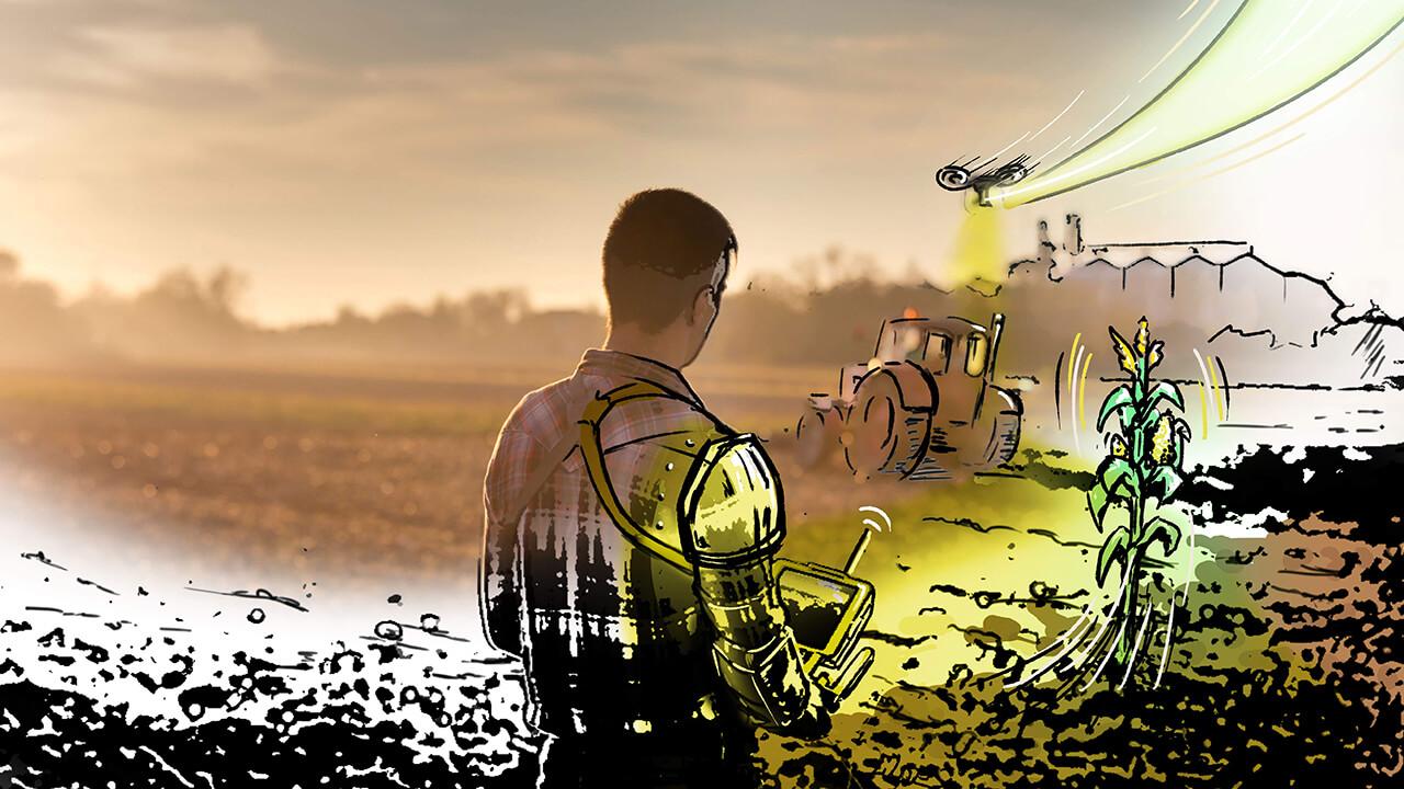Grado en Ingeniería Agropecuaria y del Medio Rural