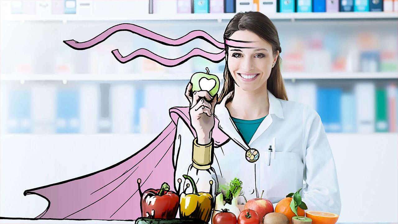 Grado en Nutrición y Dietética