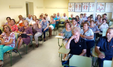 El Programa Interuniversitario de la Experiencia en Arévalo retoma la presencialidad de sus clases
