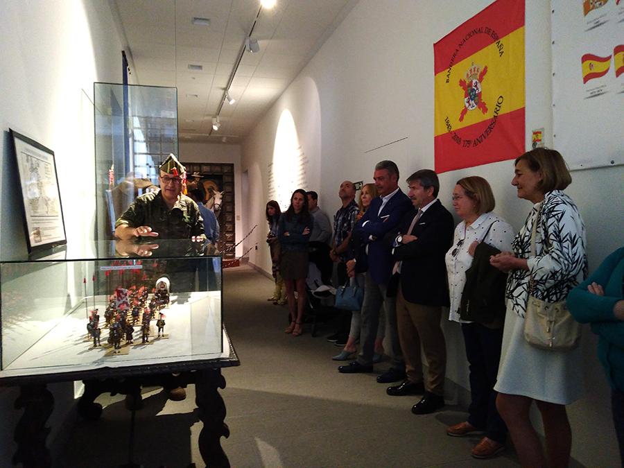 La Cátedra de Cultura de Defensa de la UCAV celebra el 120º Aniversario de la gesta de Baler