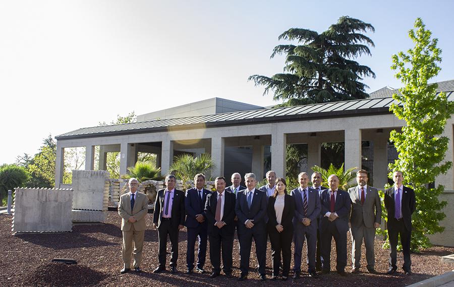 La UCAV acoge el acto de constitución del Comité Científico de la Cátedra de Estudios Policiales