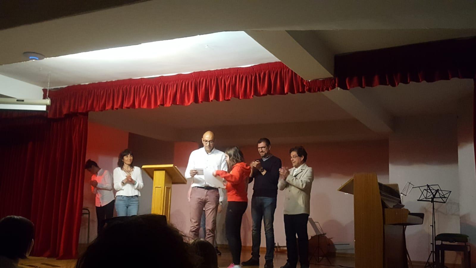 La UCAV organiza un concurso de microrrelatos en el IES Vasco de la Zarza