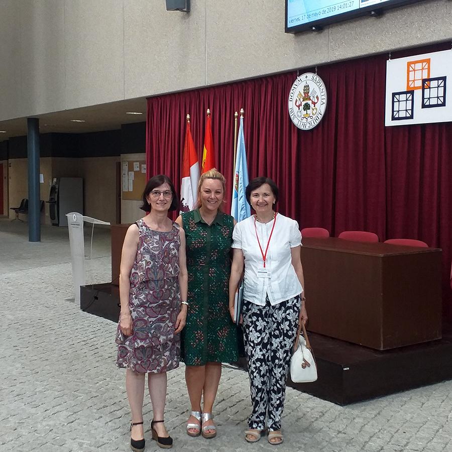 La UCAV presenta el proyecto de aprendizaje servicio en el XII Congreso Internacional de Evaluación Formativa en Educación