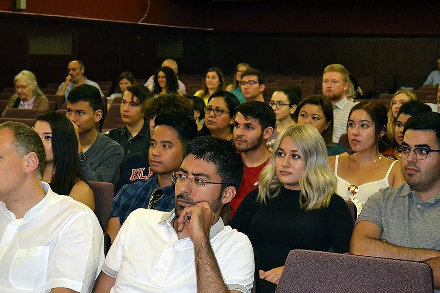 La UCAV difunde el castellano entre 53 alumnos de diferentes nacionalidades