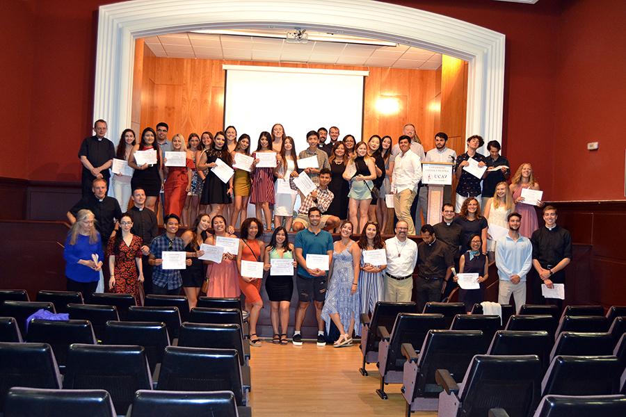La UCAV ampliará el AULCE a alumnos de máster