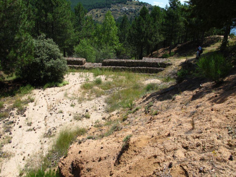 Los diques de la cuenca del Corneja son eficaces para retener carbono y nutrientes según un estudio de la Universidad Católica de Ávila