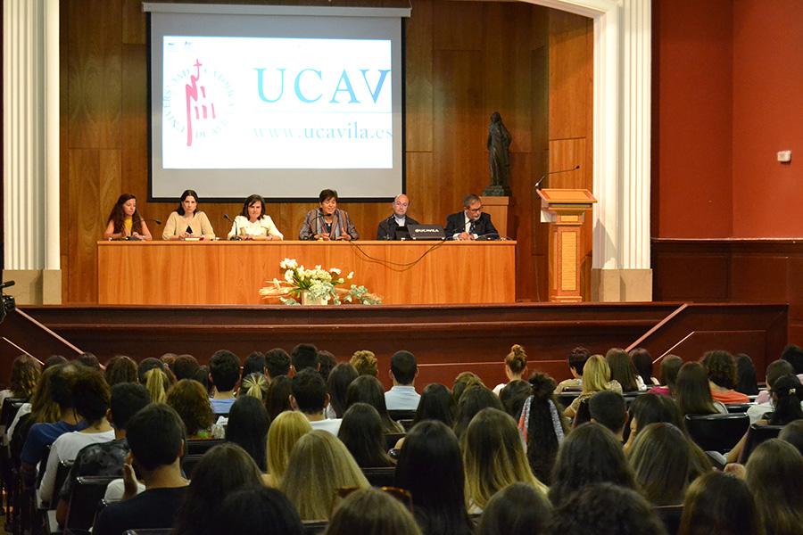 La UCAV llena los grados en Educación y Ciencias de la Salud en el curso 19/20