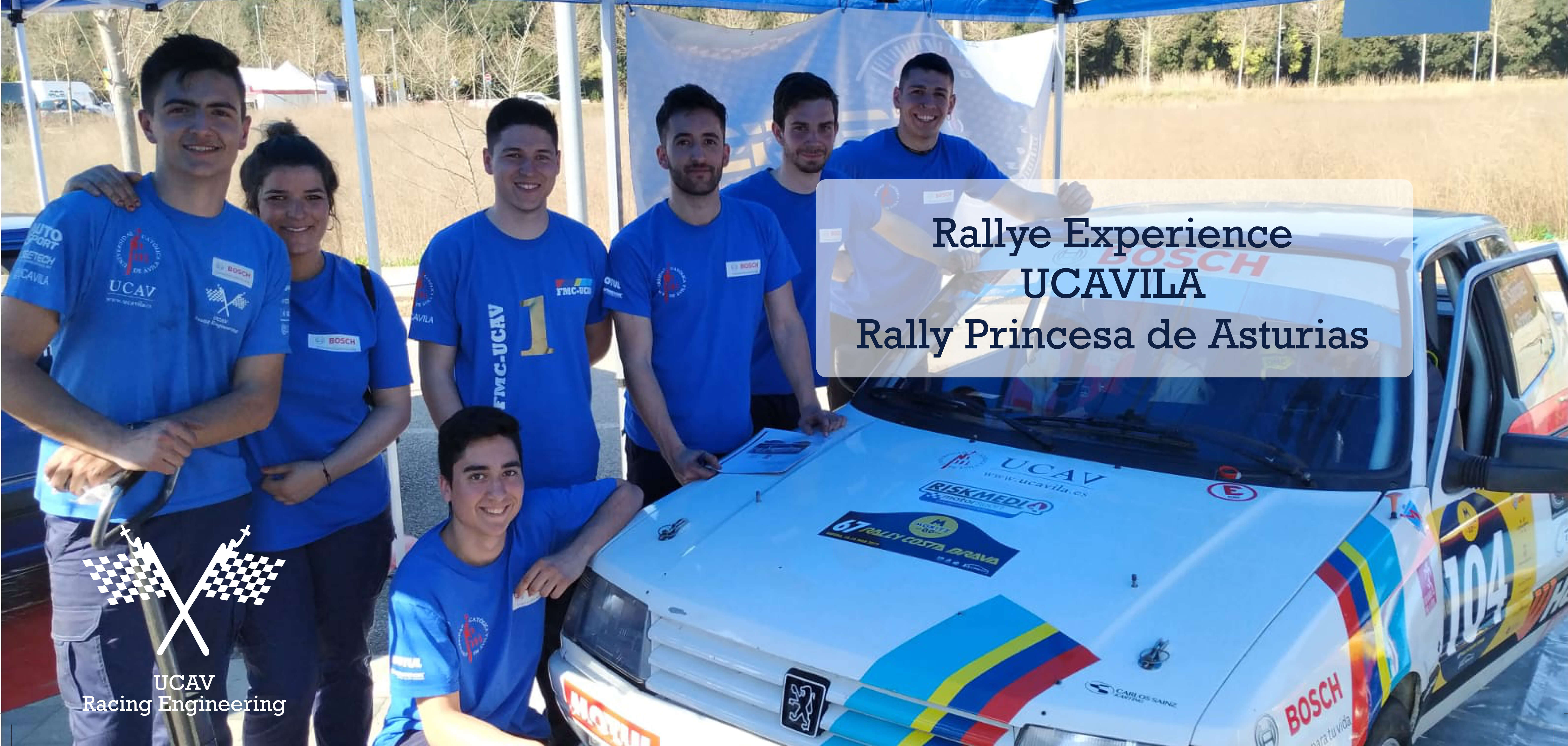 Rally Experience