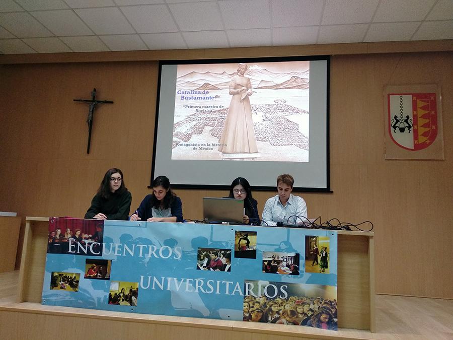 La UCAV participa en el 74º Encuentro de Universitarios