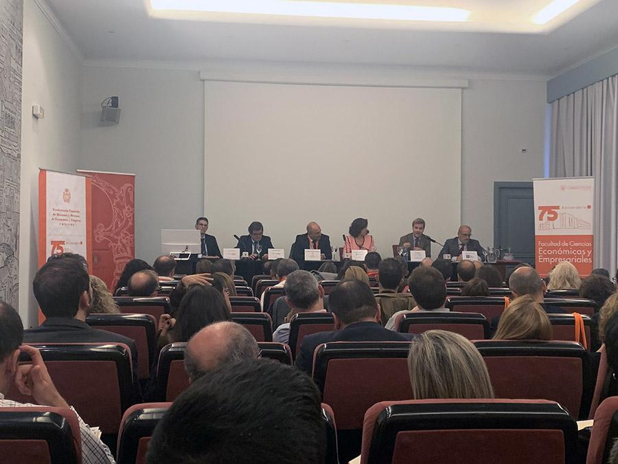 La UCAV participa en la Conferencia de Decanos de Economía