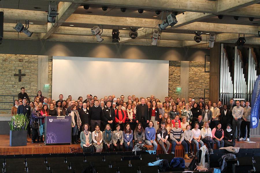 La UCAV organiza el Congreso Internacional 'Juventud. Llamada al seguimiento'