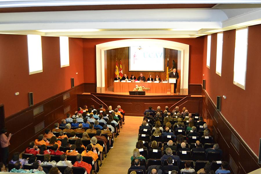 La UCAV inaugura oficialmente el curso académico 2019/20 con más de 3.000 alumnos