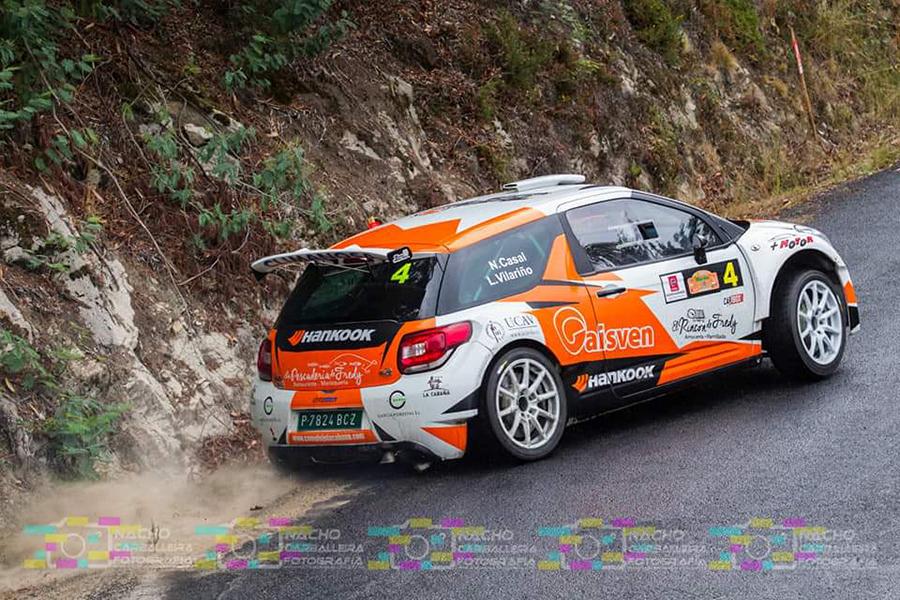 La UCAV se estrena en el Rally de Ávila con buenas expectativas