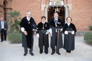 La UCAV participa en la Inauguración del Curso Académico de la Universitat Abat Oliba CEU