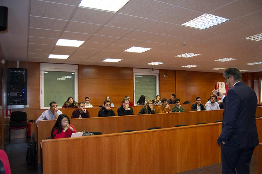 La UCAV inaugura las II Jornadas de Educación Cívico-Tributaria