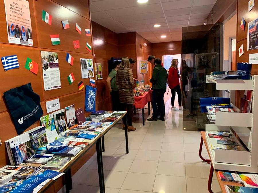 La UCAV celebra la VIII Orientation Week