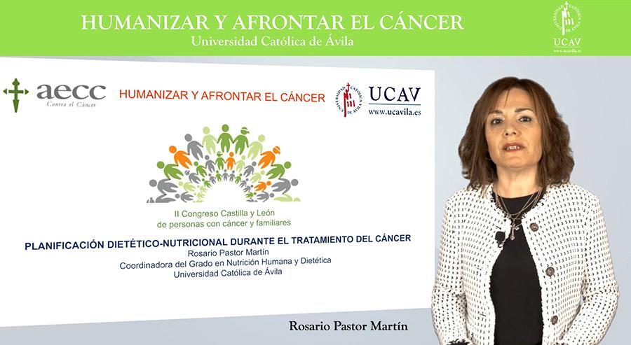 La UCAV participa en el II Congreso Castilla y León para Personas con Cáncer y Familia de la AECC
