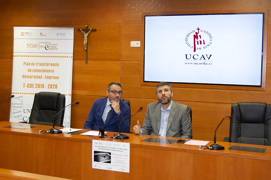 La UCAV presenta el Taller Formativo Vivero Universitario de Promotores Empresariales