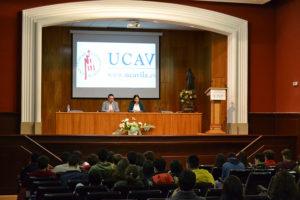 Más de cincuenta jóvenes cursan el Bachillerato Avanzado de la UCAV