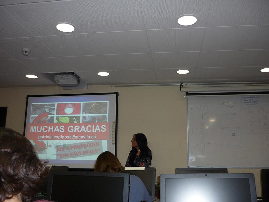La UCAV participa en el Curso de Botánica Aplicada