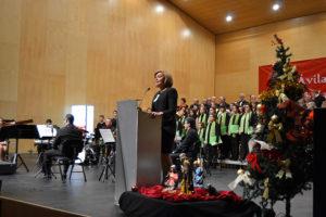 Nieves Burguillo, presidenta de la Asociación de Amigos de la UCAV