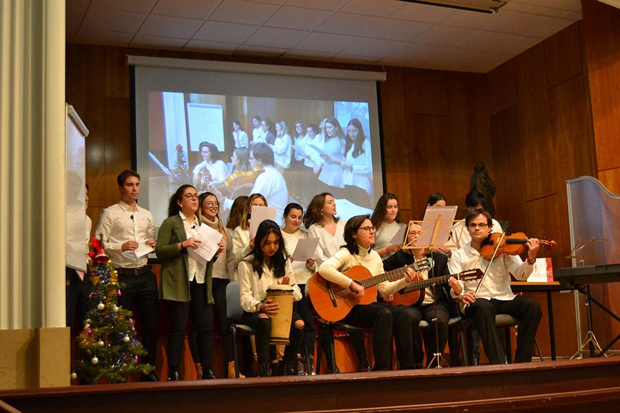 El Festival misionero de Navidad de la UCAV celebra una nueva edición