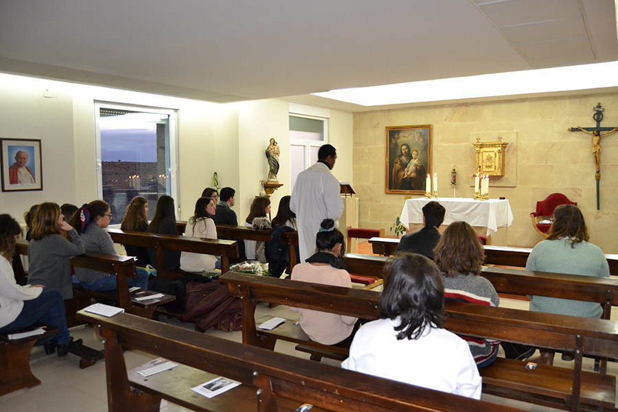 La UCAV celebra su Homenaje a la Inmaculada