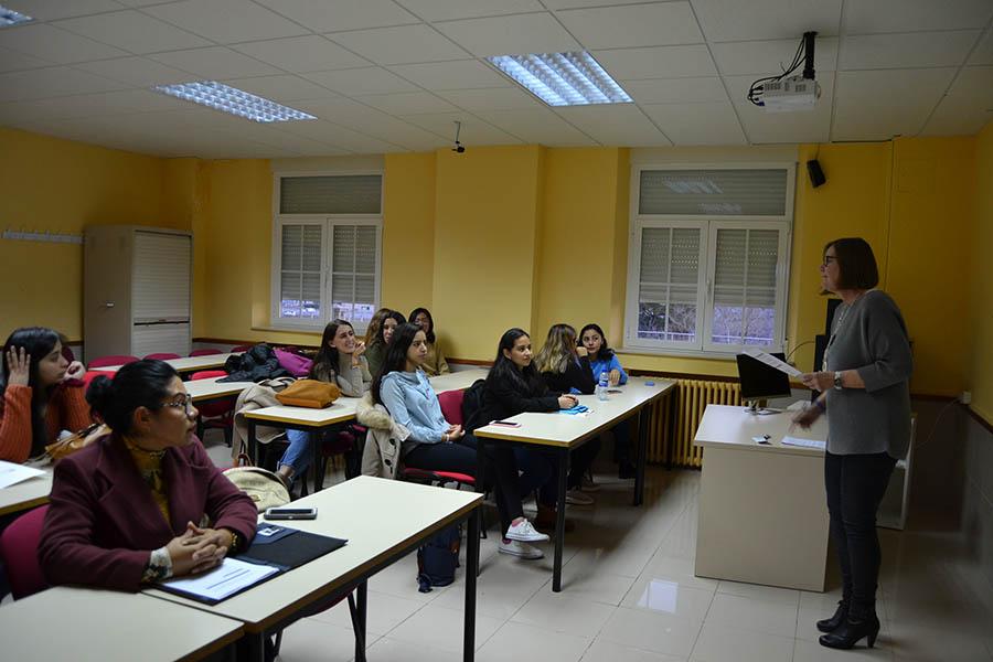 La UCAV da la bienvenida a sus alumnos internacionales del segundo semestre