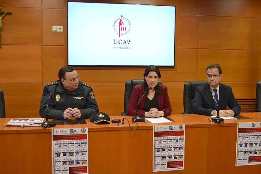 La UCAV y la ENP presentan el III Campus de en Seguridad Pública y Defensa Nacional