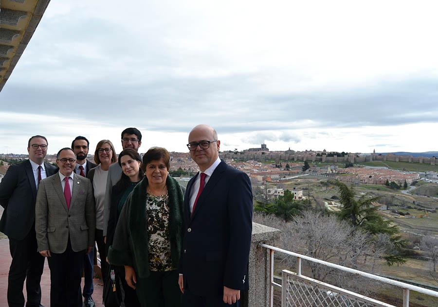 La UCAV trabaja para elaborar un convenio de cooperación con universidades turcas