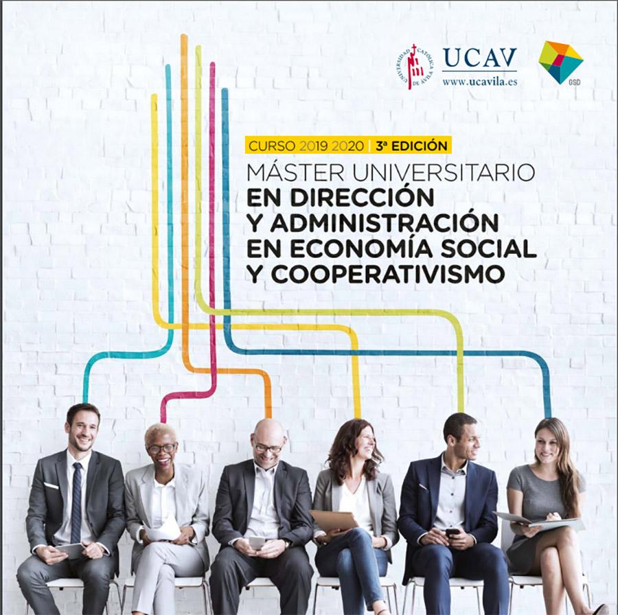 La formación de postgrado sobre Economía Social se incrementa un 14% respecto a 2018, según el último informe de CEPES