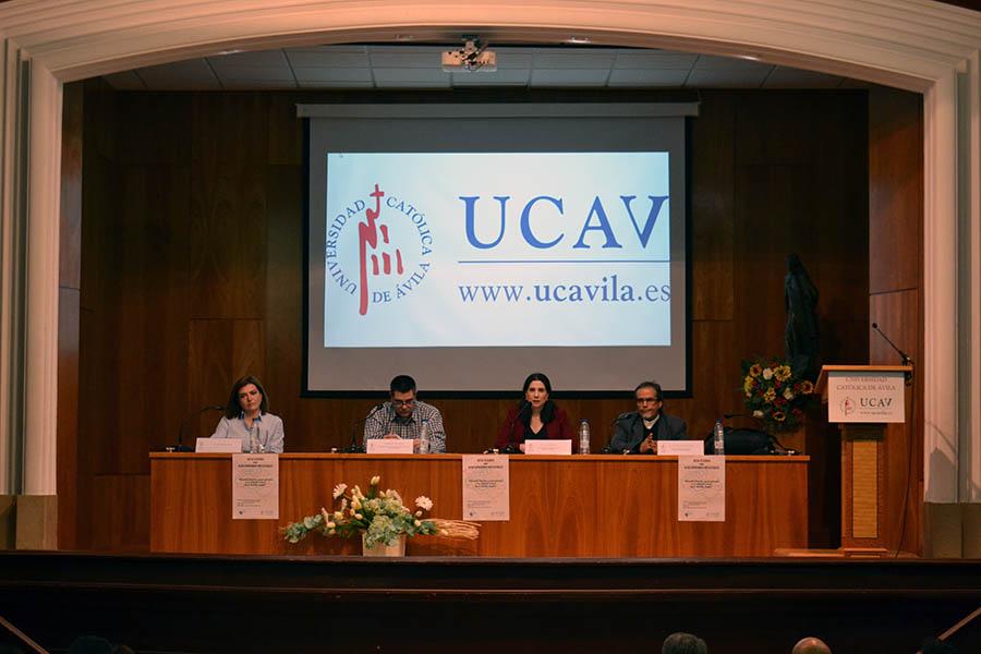 La UCAV ha ofrecido una Mesa Redonda sobre las Altas Capacidades