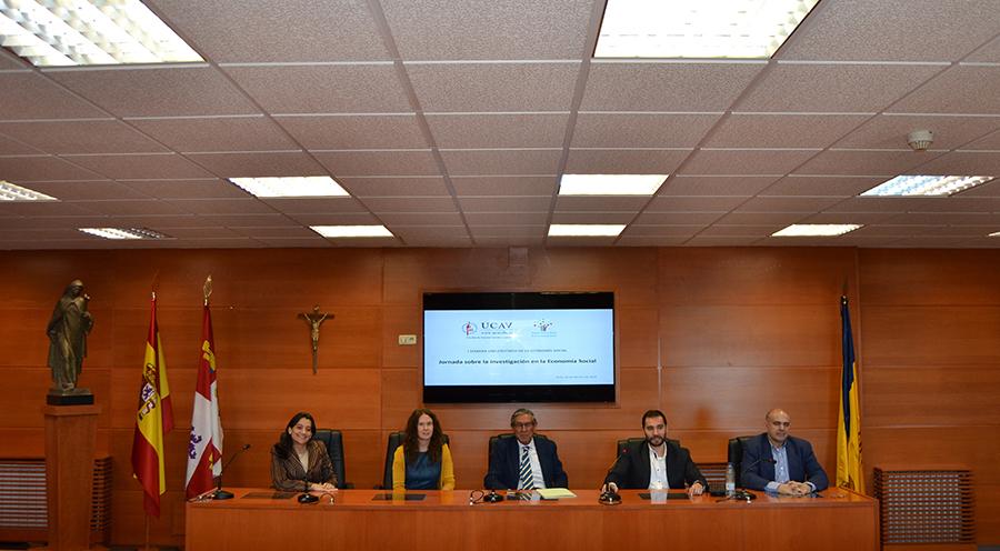 La UCAV presenta los resultados de sus estudios e investigaciones sobre Economía Social