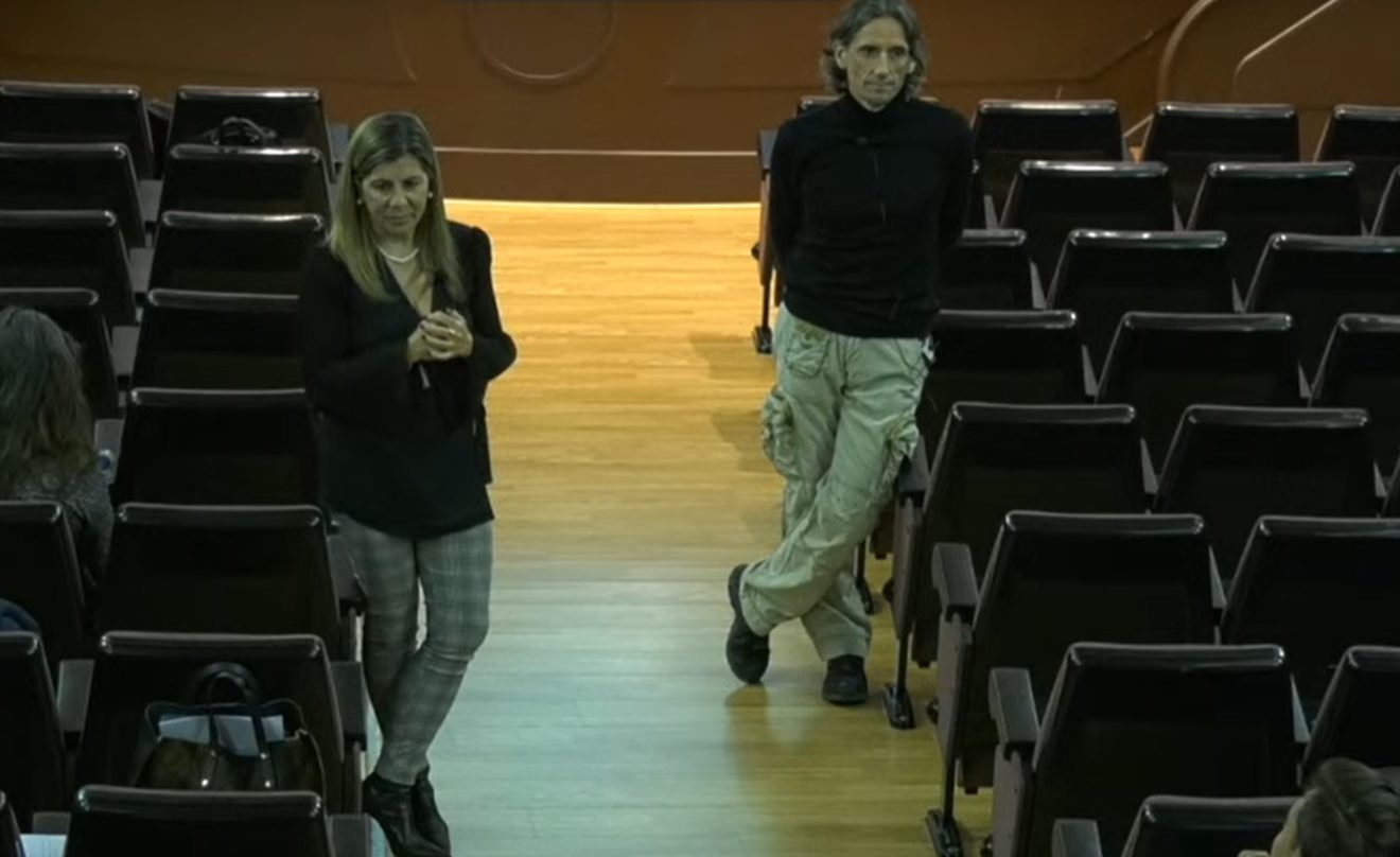 """La UCAV acoge la conferencia """"Correr, el valor de lo que no tiene precio"""""""