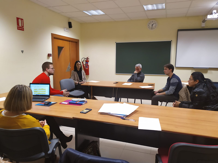 Avanza el Aula de Práctica Jurídica de la UCAV