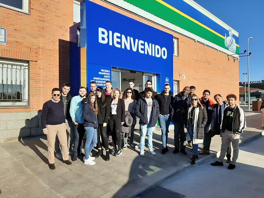 """La UCAV clausura la 8ª edición de las jornadas """"Gestión Económica y Análisis Financiero de la Empresa"""""""