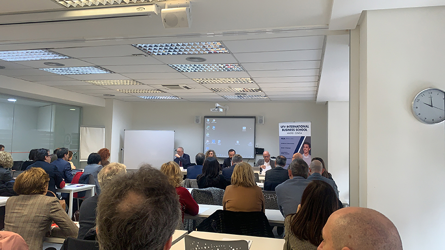 La UCAV participa en la Conferencia de Decanos de Derecho