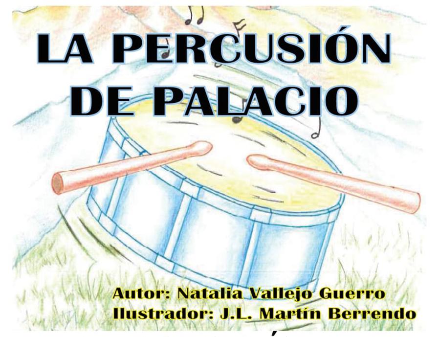 """Natalia Vallejo, alumna de la UCAV, publica """"La percusión de palacio"""""""