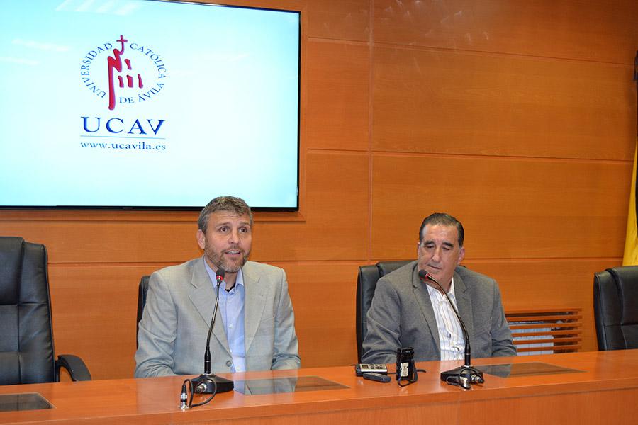 La UCAV presenta el Club de Ajedrez de la Casa Social Católica como complemento formativo