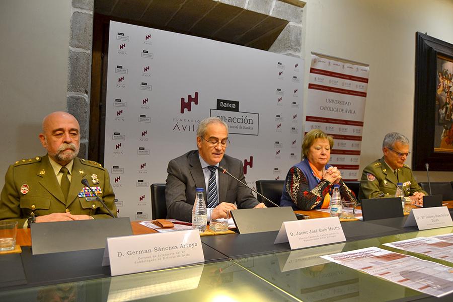 La Cátedra de Cultura de Defensa de la UCAV celebrará un ciclo de conferencias para conmemorar los 500 Años de Palacio de Polentinos