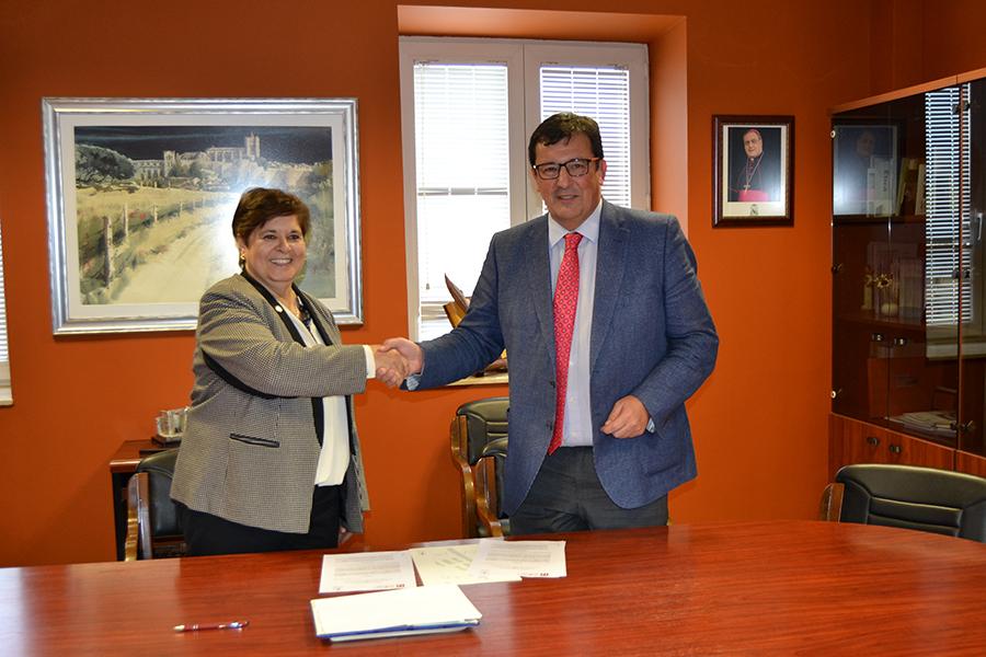 La UCAV firma un convenio de colaboración con la Asociación Española de Escuelas de Negocio