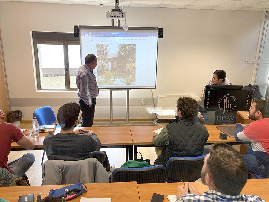 La UCAV celebra un curso sobre Delito Medioambiental