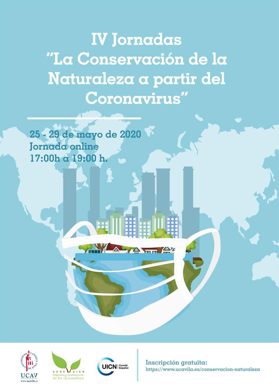 """La UCAV y la UICN presentan las IV Jornadas """"La conservación de la naturaleza a partir del coronavirus"""""""