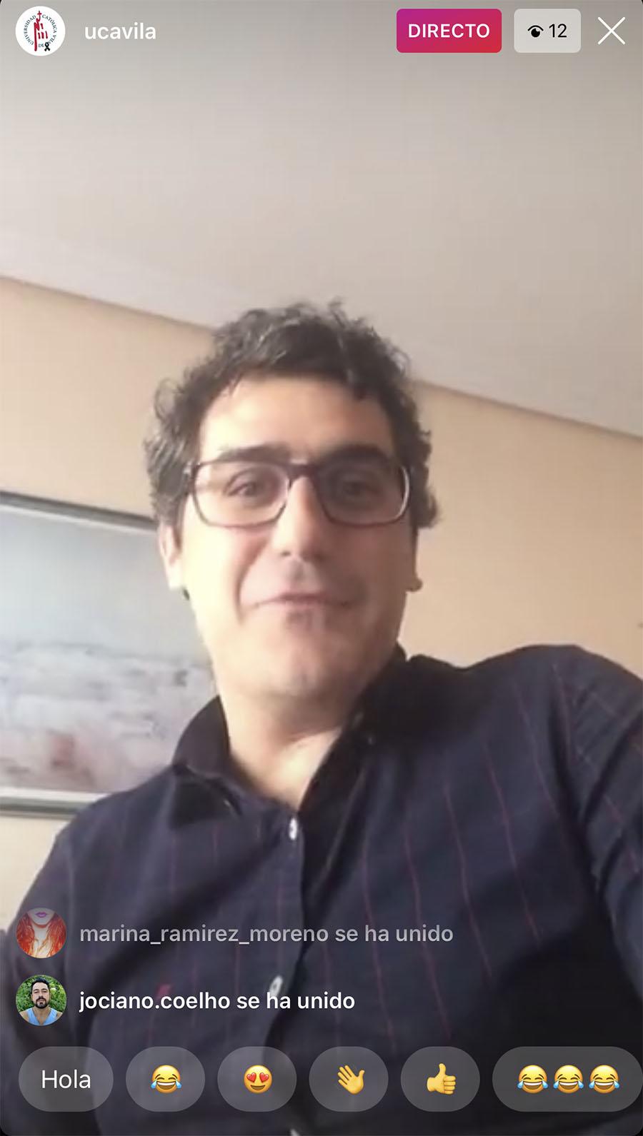 """Juan Manuel Ortiz, investigador de IMDEA Agua: """"El agua es nuestra aliada en la lucha contra la pandemia"""""""