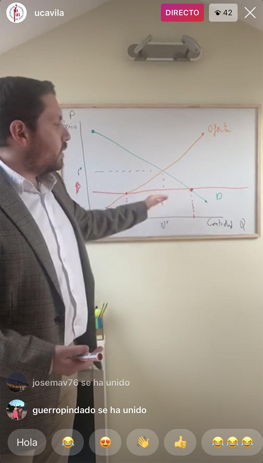 El profesor Dr. en Economía de la UCAV Sergio L. Náñez aconseja buscar asesoramiento profesional para evitar arruinarse con la lotería