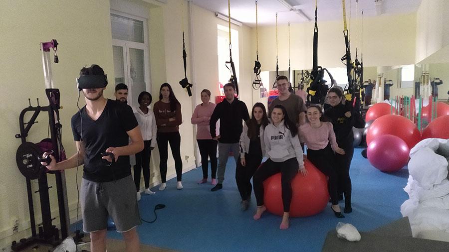La realidad virtual como herramienta de aprendizaje para los alumnos de la UCAV