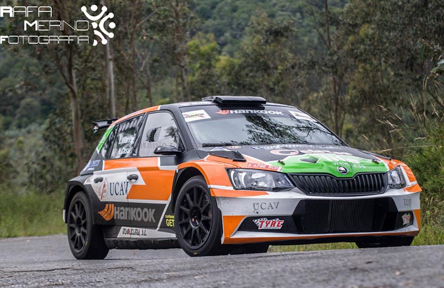 El UCAV Racing retoma su actividad con el Rally de Zamudio