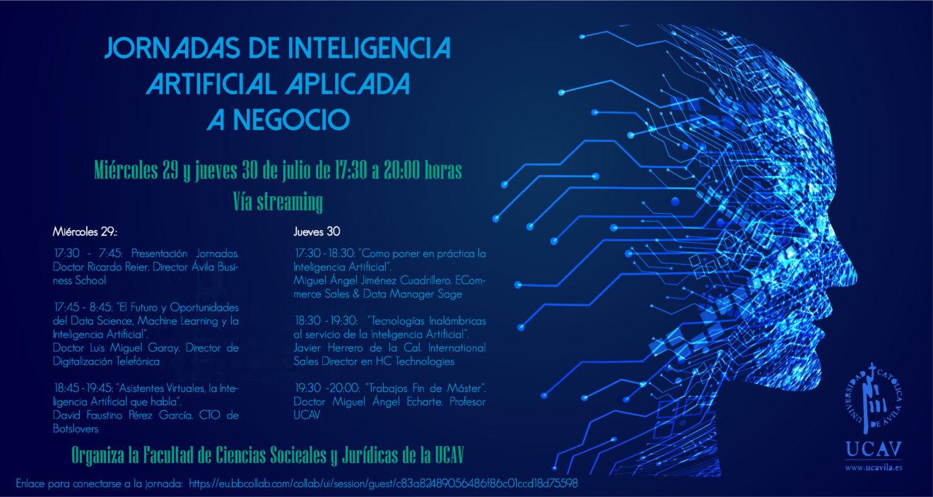 La UCAV ofrece, de manera gratuita, formación en Inteligencia Artificial aplicada a negocios